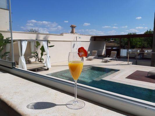 Villa Arcoiris in Palma de Mallorca für 14