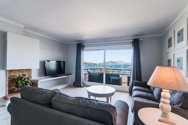 Apartamento Brisas in Puerto Pollensa für 6