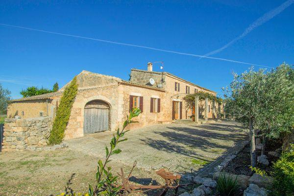 Casa Es Castellot in Vilafranca de Bonany für 11