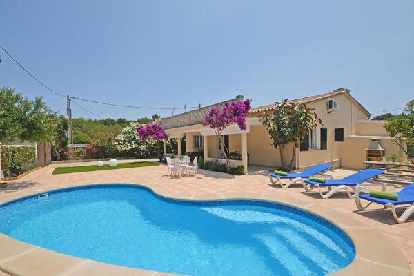 Casa Ronanta in Bonaire für 6