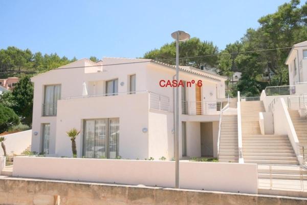 Casa Cala Molins 6 in Cala San Vicente für 6