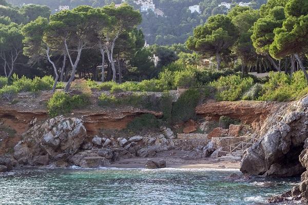 Cala Auberdans - Mallorca Norden