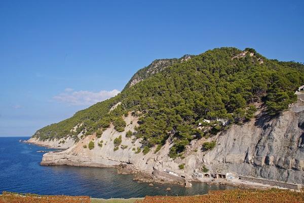 Cala Banyalbufar auf Mallorca