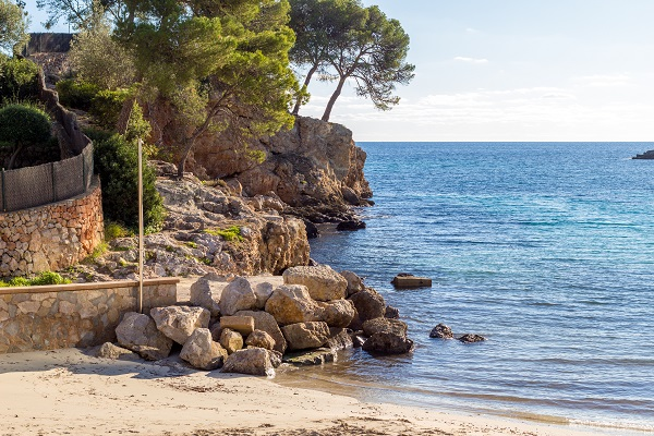 Cala Bendinat auf Mallorca