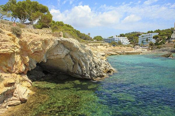 Cala Blanca - Mallorca Süden