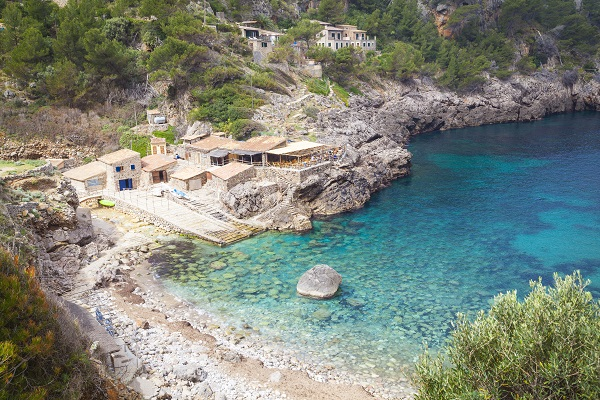 Cala Deia - Mallorca Norden