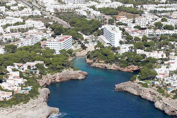 Cala Egos auf Mallorca