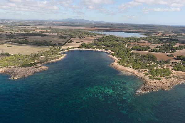 Cala en Tugores auf Mallorca