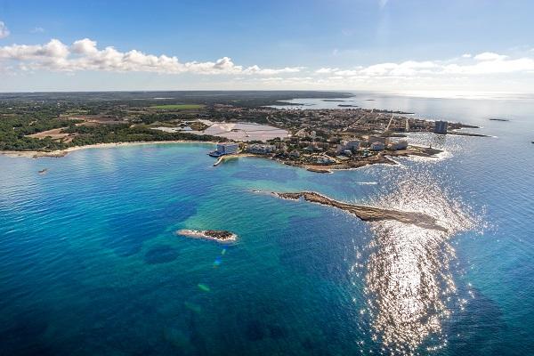 Cala Estany auf Mallorca