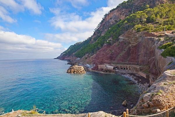 Cala Estellencs - Mallorca Nordwesten