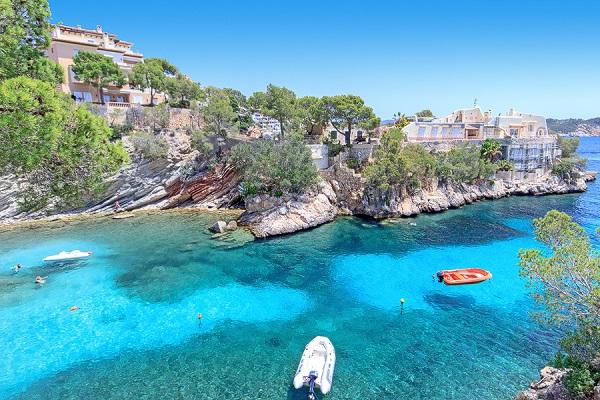 Cala Fornells - Mallorca Südwesten