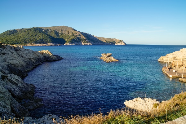 Cala Lliteras auf Mallorca