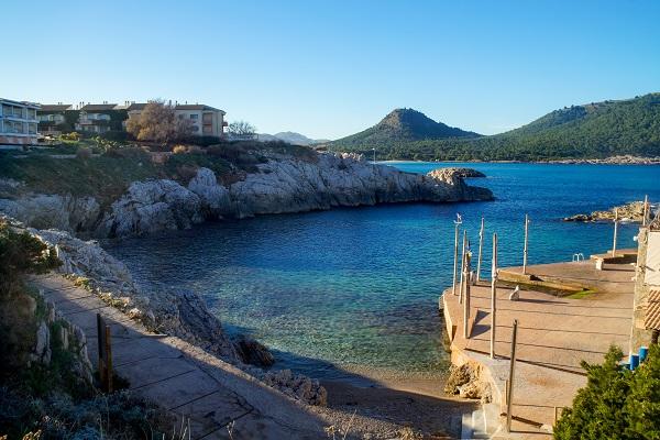 Cala Lliteras - Mallorca Nordosten