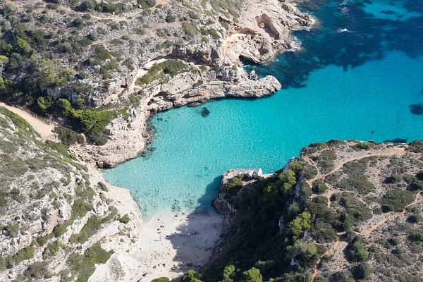 Cala Marmols - Mallorca Süden