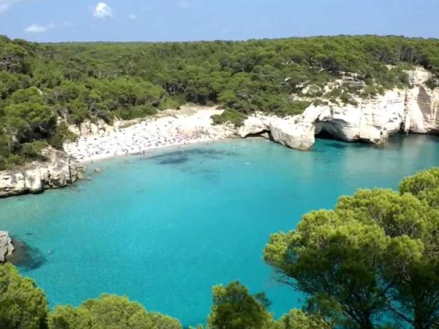 Cala Mitjana bei Arta auf Mallorca
