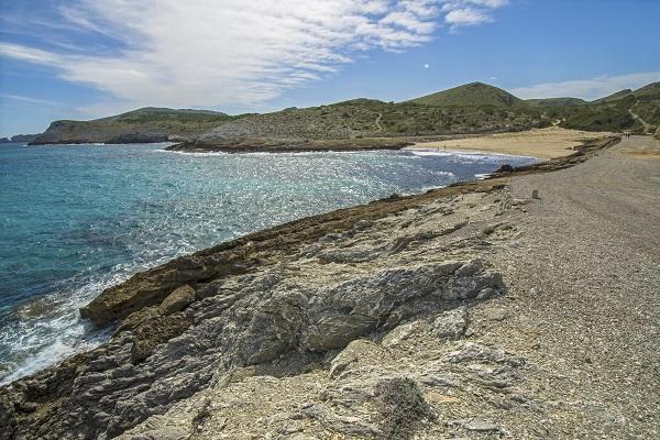 Cala Mitjana bei Arta - Mallorca Nordosten