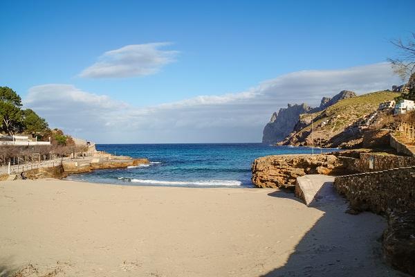 Cala Molins auf Mallorca
