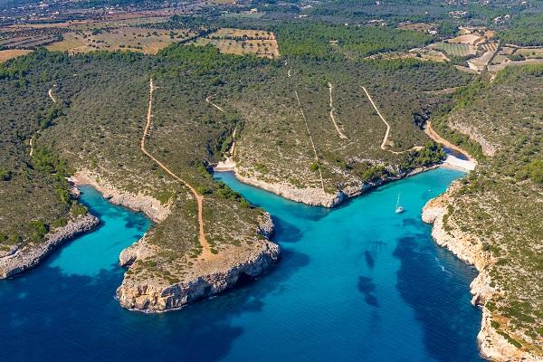 Cala Pilota auf Mallorca