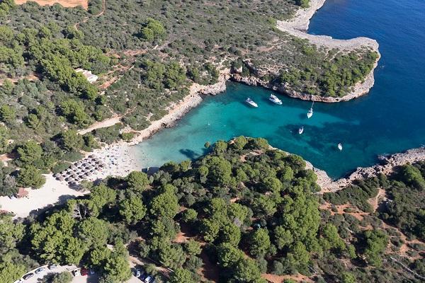 Cala Sa Nau auf Mallorca