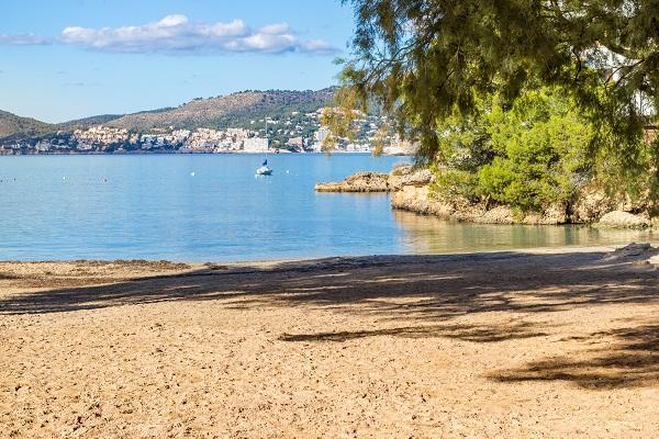 Calo d'en Pellicer auf Mallorca