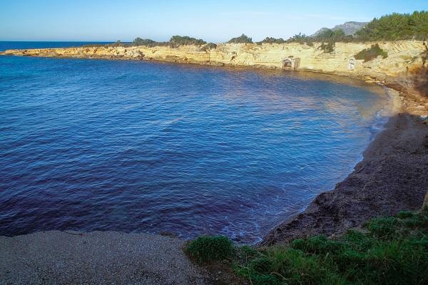 Platja Cala Camps Vells - Mallorca Norden