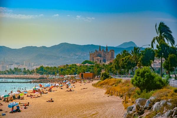 Platja de can Pere Antoni - Mallorca Palma