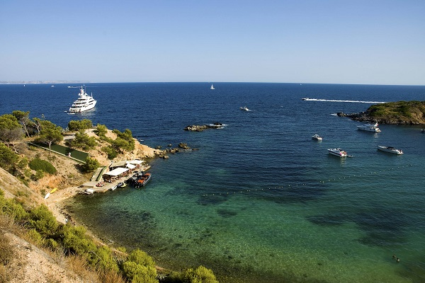 Platja de Portals Nous auf Mallorca