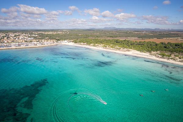 Platja de sa Rapita - Mallorca Südosten