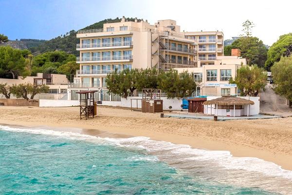 Platja de son Moll auf Mallorca
