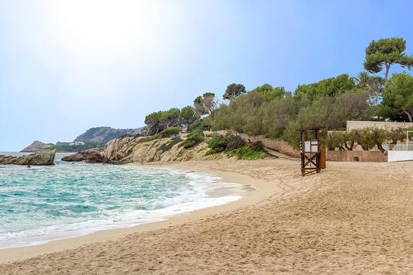 Platja de son Moll - Mallorca Nordosten