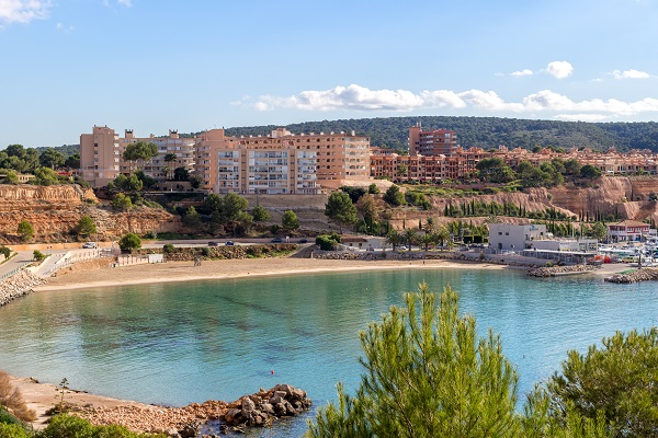 Platja el Toro auf Mallorca