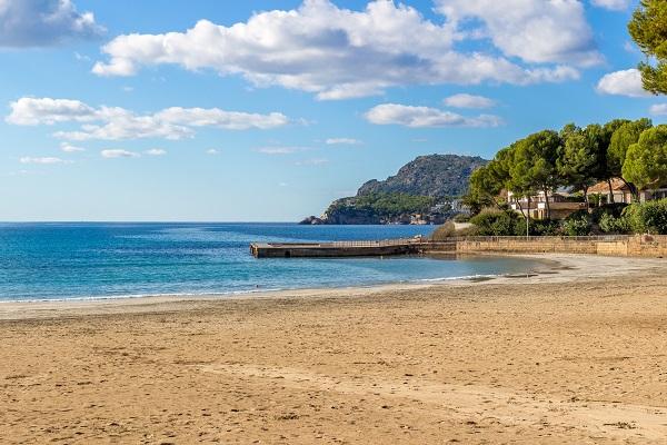 Platja Palmira auf Mallorca