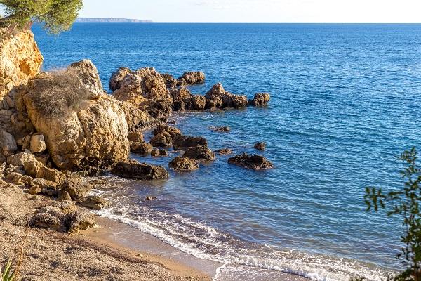 Playa Es Carregador auf Mallorca