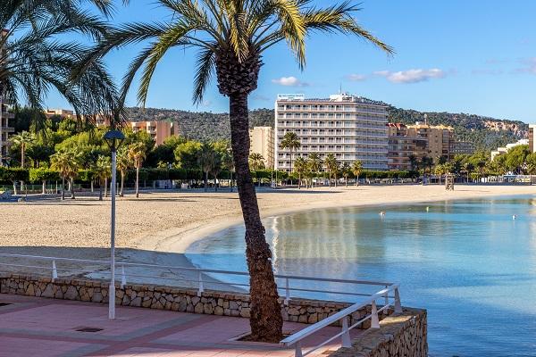 Playa Son Matias auf Mallorca