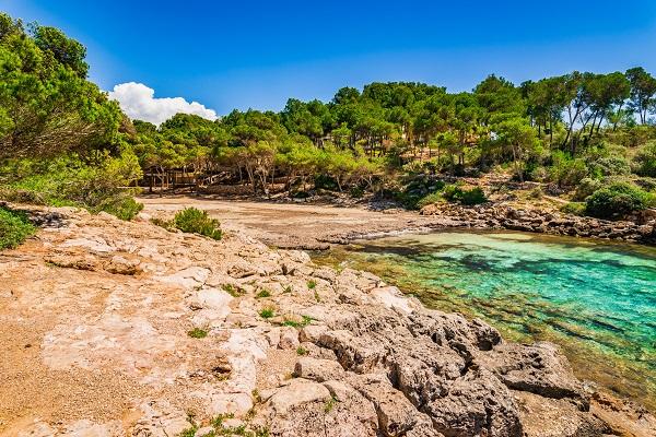 Sa Barca Trencada auf Mallorca