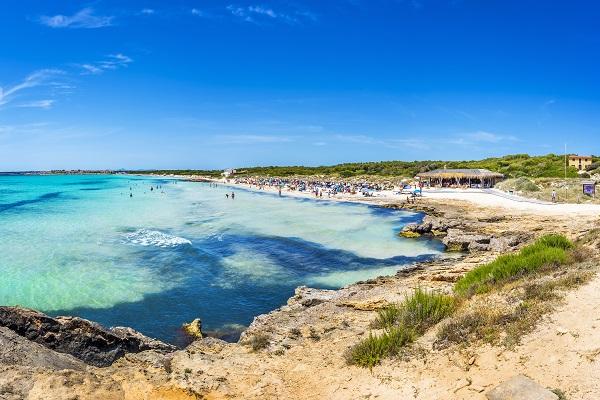 Ses Covetes auf Mallorca